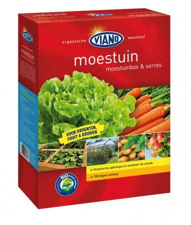 Viano BIO Zöldség & gyümölcstáp 1,75 kg 6-5-10+4MgO
