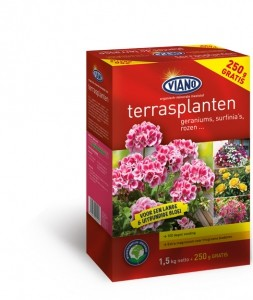 Viano Teraceplant food 1,75 kg 7-6-12+3MgO