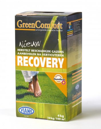 Viano Recovery gyeptáp 4 kg 8-6-13+3MgO+HF