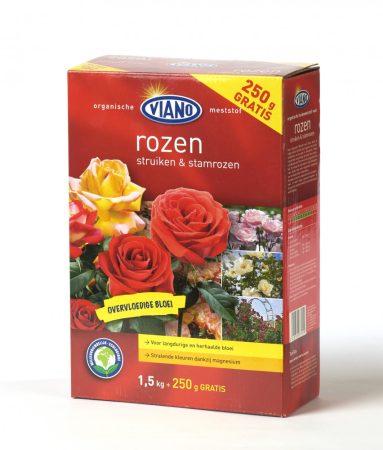 Viano Rózsatáp 1,75 kg 6-6-9+3MgO