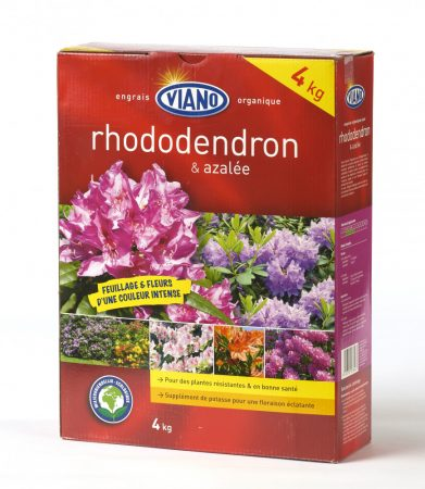 Viano Rhododendron & Azalea 1,75 kg 6-4-6 +2 pH LOW