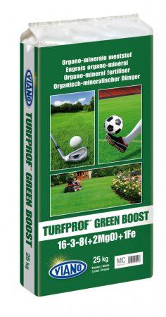 Viano TurfProf Greenboost 25 kg 16-3-8+2MgO+1Fe+bakt.