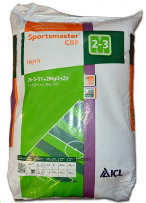 Sportsmaster High-N 26-5-11 gyep 25 kg